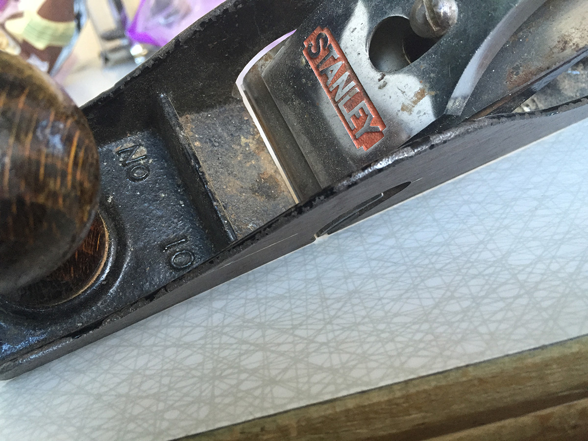 Stanley planes made in england