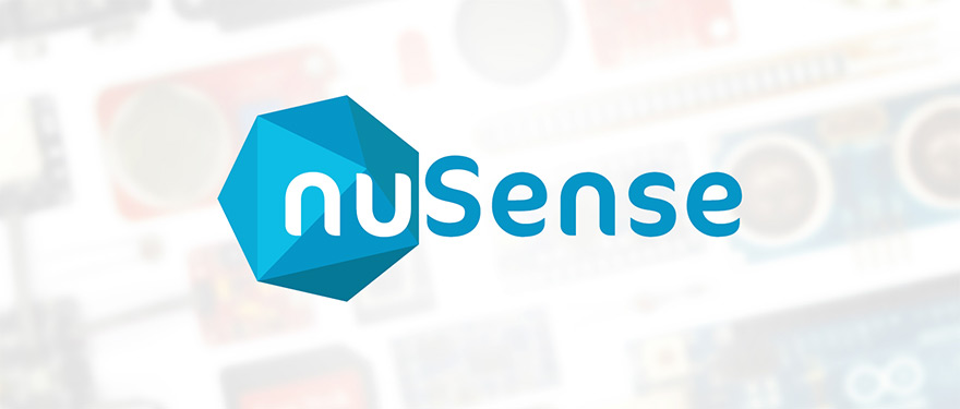 nuSense logo