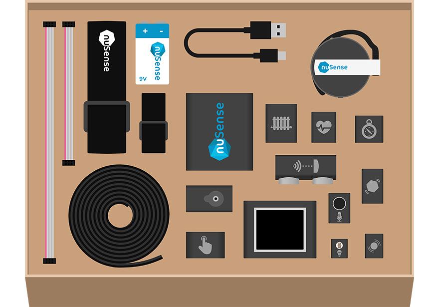 nuSense kit