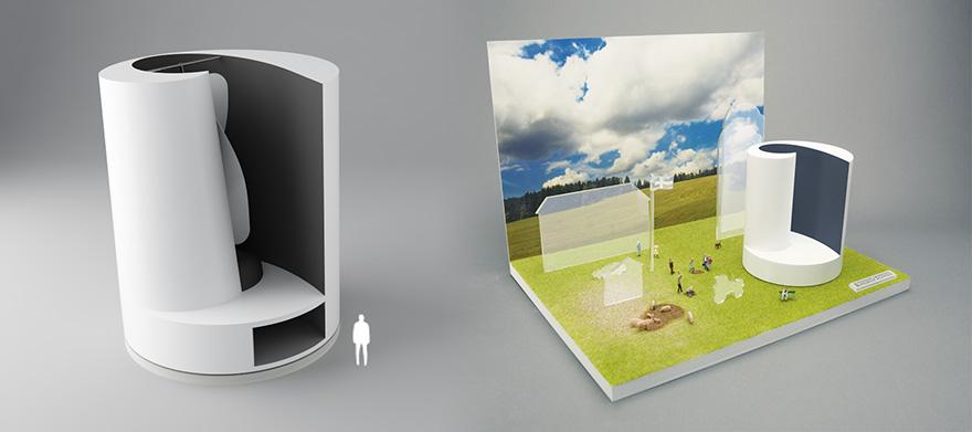 Energytower concept